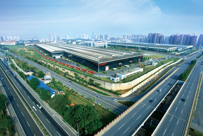 Sany Changsha Industrial park