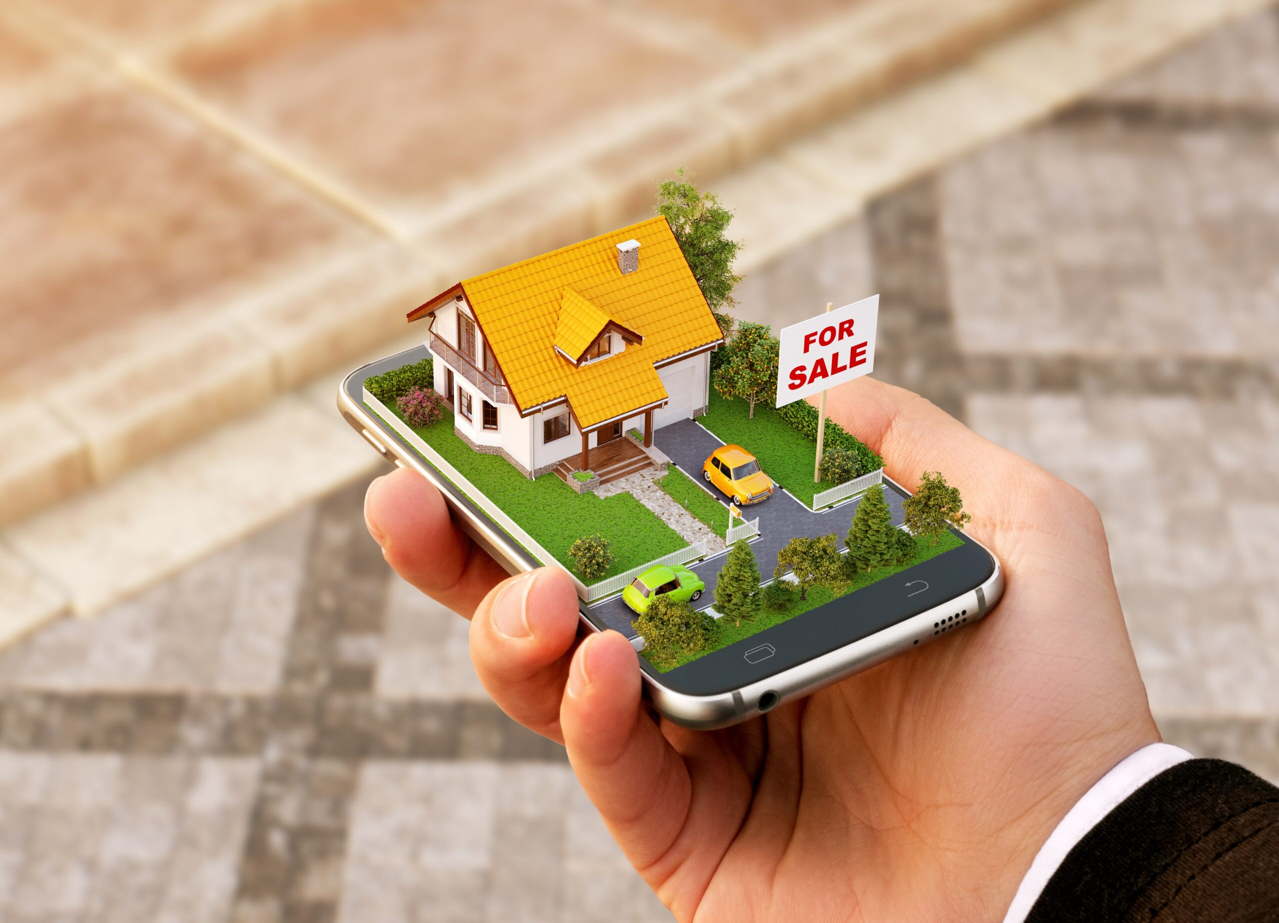 Real Estate Market Stays Open, Fewer In-Person Interactions