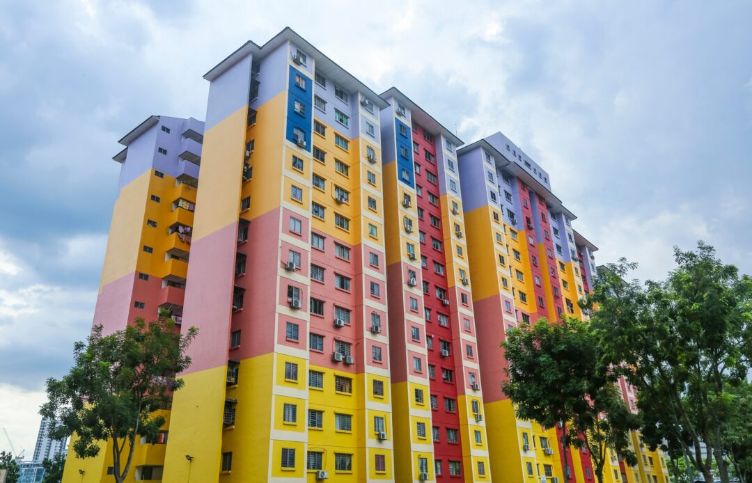 PPR and Rumah Malaysia