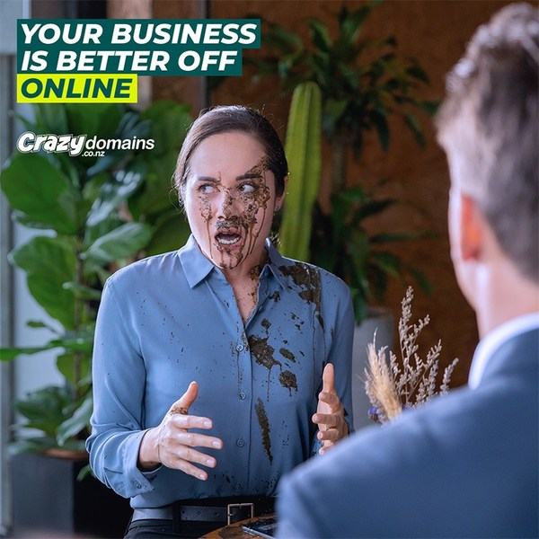 Crazy Domains New Zealand – Your Business is Better Off Online